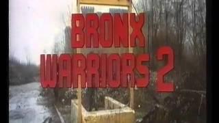 Download Bronx warriors 2 Trailer 1983 (Entertainment in Video PRE-CERT) Video
