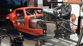 Download Factory Five Supercharged Coyote Powered Daytona Build pt.1 Video