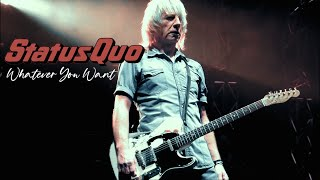 Download Status Quo - Whatever You Want (Pro Sound) | HD Video