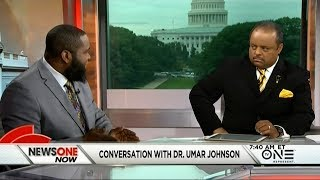 Download Roland Martin Goes One-On-One With Dr. Umar Johnson Video