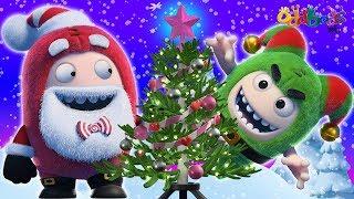 Download Oddbods | The Festive Meneace - उत्सव मेनेज | Funny Cartoons for Children Video