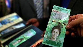 Download What does Venezuela's new banknote look like? Video