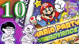 Download Mario Party Advance, Ep. 10: Old Man Skull - Press Buttons 'n Talk Video