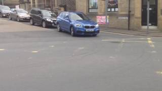 Download American dodge police car in England ?!?!? Video