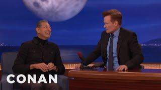 Download Jeff Goldblum's Secrets To Aging Gracefully - CONAN on TBS Video