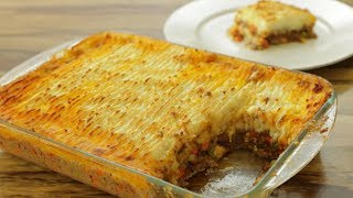Download Shepherd's Pie Recipe | How to Make Perfect Shepherd's Pie Video