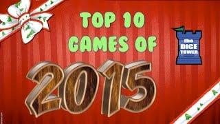 Download Top 10 Games of 2015 Video