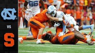 Download North Carolina vs. Syracuse Football Highlights (2018) Video