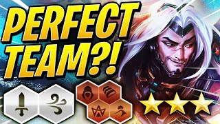 Download THE PERFECT BLADEMASTER TEAM w/ 3 STAR YASUO!? ⭐⭐⭐ | Teamfight Tactics Set 2 | TFT | LoL Auto Chess Video