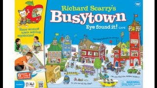 Download Richard Scarry's Busytown Eye Found It Game Video