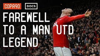 Download Manchester's Emotional Farewell to​ Wayne Rooney Video
