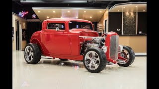 Download 1932 Ford Street Rod For Sale Video