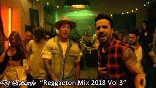 Download Reggaeton Mix 2019 Vol 3 HD Luis Fonsi, Daddy Yankee, Nicky Jam, Enrique Iglesias, Ozuna, J. Balvin Video