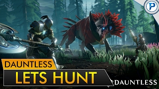 Download Dauntless: Master The Hunt (Free To Play Monster Hunter for Pc) Video