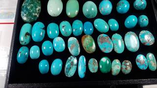 Download 100% Natural Persian Turquoise Video