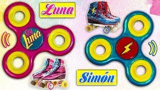 Download ♥ DIY: Fidget Spinner Reversible de SOY LUNA y Simón ó Matteo ♥ Video