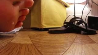 Download VR test: footplay under my desk Video