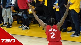 Download Hayes: It would be desperate and insecure for the Raps to retire Kawhi's number Video