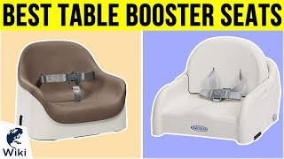 Download 10 Best Table Booster Seats 2018 Video