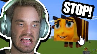 Download There's BEES in Minecraft? (not good) Video