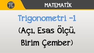 Download Trigonometri -1 (Açı, Esas Ölçü, Birim Çember)   Matematik   Hocalara Geldik Video