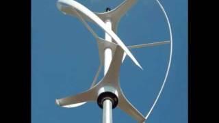 Download 4 Most Popular Vertical Wind Turbines Video