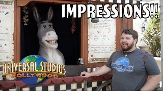 Download Donkey Said I was Impressive! - Universal Impressions Video