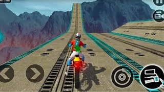 Download IMPOSSIBLE MOTOR BIKE TRACKS 3D #Dirt Motor Cycle Racer Game #Bike Games To Play #Games For Kids Video