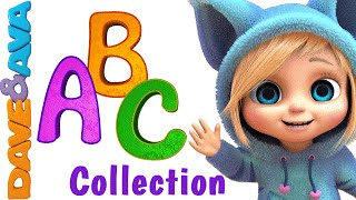 Download ABC Song | Nursery Rhymes Collection | YouTube Nursery Rhymes from Dave and Ava Video