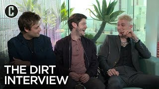 Download The Dirt Cast Interview: Machine Gun Kelly, Douglas Booth, Iwan Rheon Video