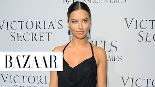 Download Adriana Lima Has Kendall Jenner's Back Video
