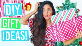 Download DIY GIFT IDEAS 2016! Cheap + Easy Gifts For Family & Friends This Christmas! Video