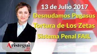 Download Aristegui en Vivo 13 de julio Video