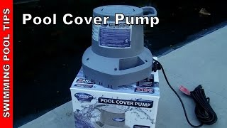 Download Pool Cover Pump by Superior Pump #92395 Video