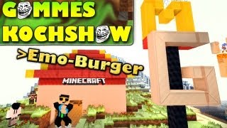 Download EMOBURGER + TNTBURGER + EIS + RESTAURANT = McGomme: Gommes Kochshow Video