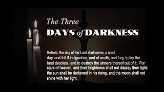 Download Three Days of Darkness - What To Expect Video