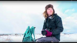 Download Creative Landscape Photography | Scottish Snow Storm Video