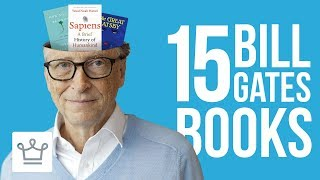 Download 15 Books Bill Gates Thinks Everyone Should Read Video