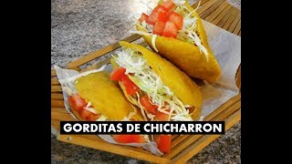 Download Gorditas de Chicharron con Chile Poblano Video
