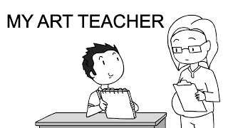 Download My Art Teacher Video