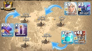 New Th11 War Base 2018 With Proof | Anti 2 Star/Anti 3 Star