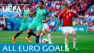 Download All 108 UEFA EURO 2016 goals: Watch every one Video