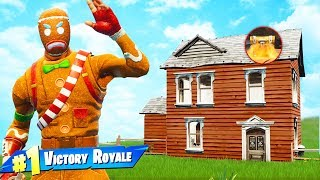 Download The ONE HOUSE CHALLENGE in Fortnite Battle Royale Video