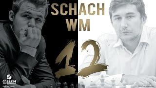 Download Carlsen - Karjakin Partie 12 Schach WM 2016 | Großmeister-Analyse Video