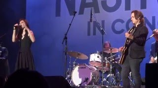 Download Nashville Live - Aubrey Peeples & Jonathan Jackson (San Jose) ″Soul Survivor″ Video