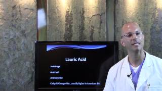 Download Lauric acid - how this natural product may help you feel better Video