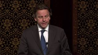 Download OPCW 20th Anniversary Ceremony speech by Minister of Foreign Affairs Mr Bert Koenders Video