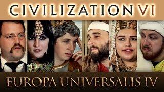 Download Civilization 6 VS Europa Universalis 4 Video