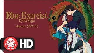 Download Blue Exorcist: Kyoto Saga Vol. 1 - Official Trailer Video