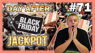 Download Day After Black Friday Dumpster Diving JACKPOT! Night 71 Video